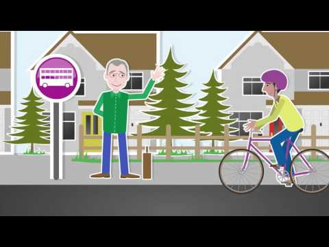 Aberdeenshire Council  Get About Campaign   Public Transport Full Quality HD