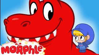 My Pet T-Rex - My Magic Pet Morphle Episode #5