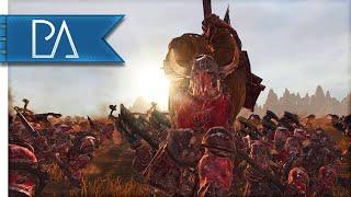 GLORY OF THE GREENSKINS - Total War: WARHAMMER Gameplay