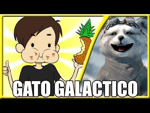 #REACT - A MINHA ADOLESCÊNCIA BIZARRA (Gato Galactico)