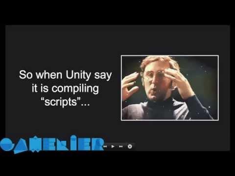 Scripting pour les Game Designers avec William wilbefast Dyce (FR)