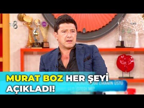 Murat Boz Vale Krizini Hakan Ural'a Açıkladı - Gel Konuşalım 421. Bölüm