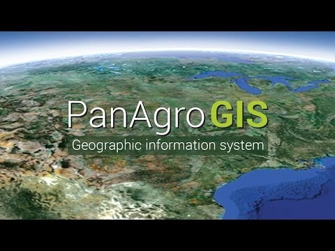 Geographic Information System - PanAgro