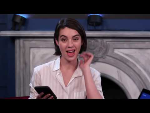 Adelaide Kane's Q&A on Facebook — February 8, 2017