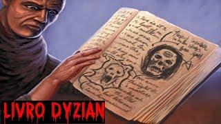 LIVRO DE DZYAN  O Manuscrito Proibido e mais Antigo do Mundo
