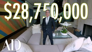 Inside a $29M NYC Townhouse with a $10K Toilet | On the Market | Architectural Digest