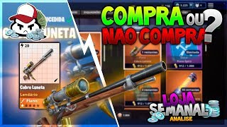 Scope! New Sniper PURCHASE or NOT purchase? News Patch 5.2 Review Shop Fortnite Save the World