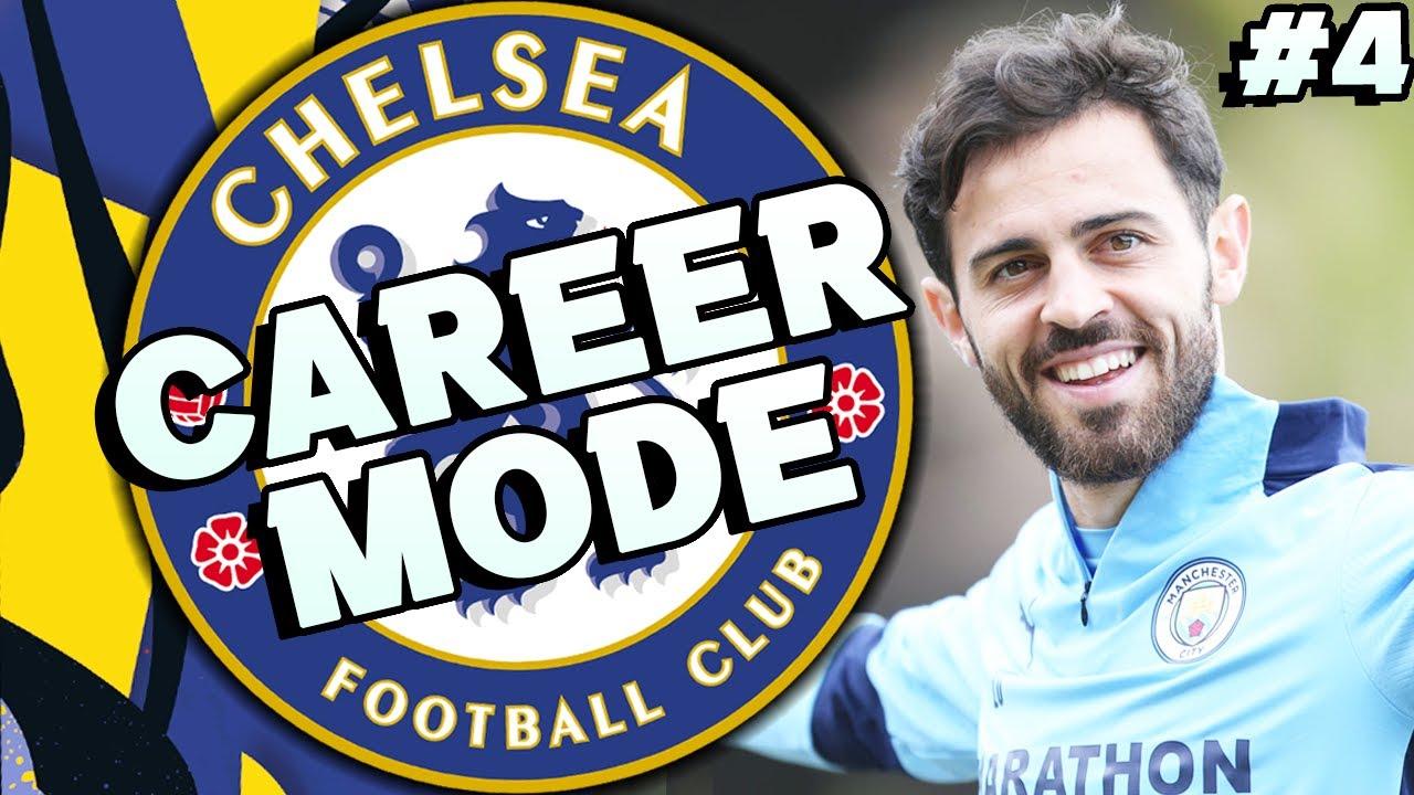 Download DID BERNARDO SILVA JUST DO THIS!!? 😱 - FIFA 21 Chelsea Career Mode EP4