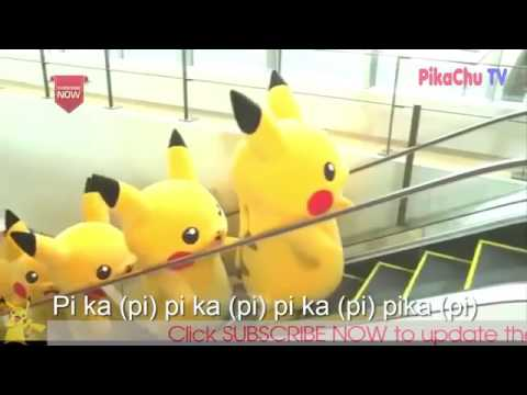 Cari pokemon lirik