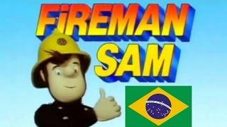 Bombeiro Sam - Fogo No Celeiro (PT-BR)