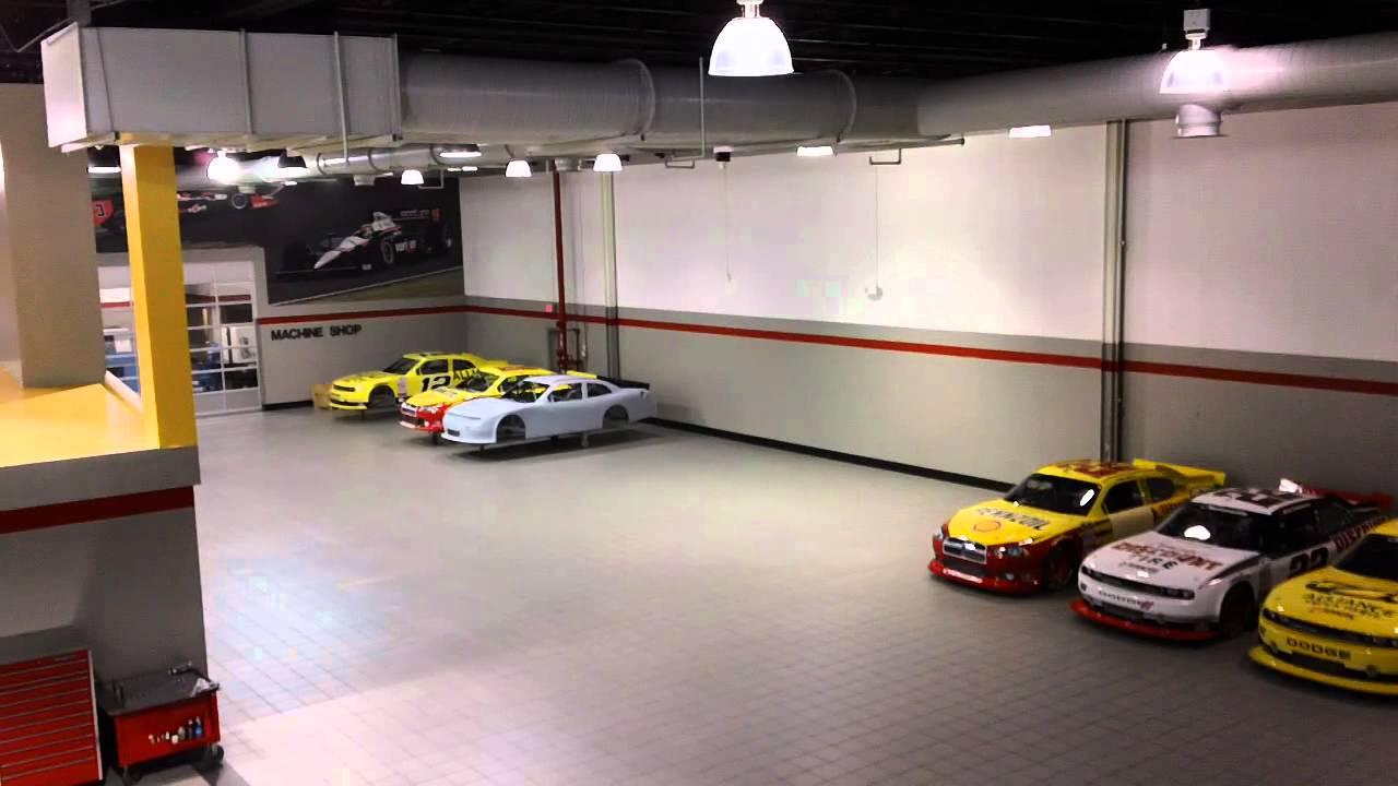 Www Motrface Com Penske Racing Facility Mooresville Nc