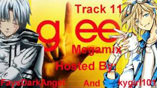 Glee Megamix [CLOSED, TRACKS OUT SOON]