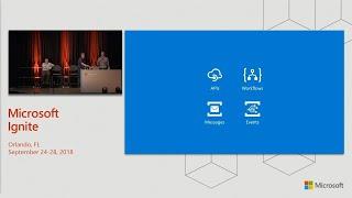 Hybrid Integration for the enterprise with Azure Integration Services - BRK2028