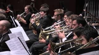 Michael Daugherty Metropolis Symphony V. Red Cape Tango