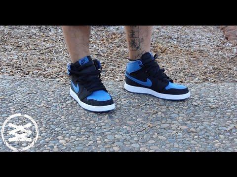 Air Jordan 1 Ko Sport Blue Youtube