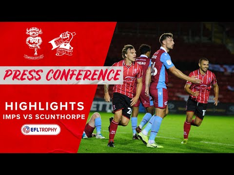 Lincoln Scunthorpe Goals And Highlights