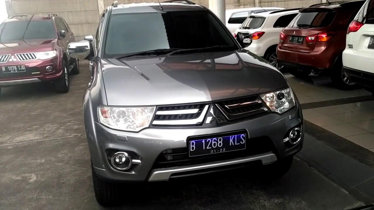 Mitsubishi Pajero Sport Exceed 2014 Putih Istimewa ...