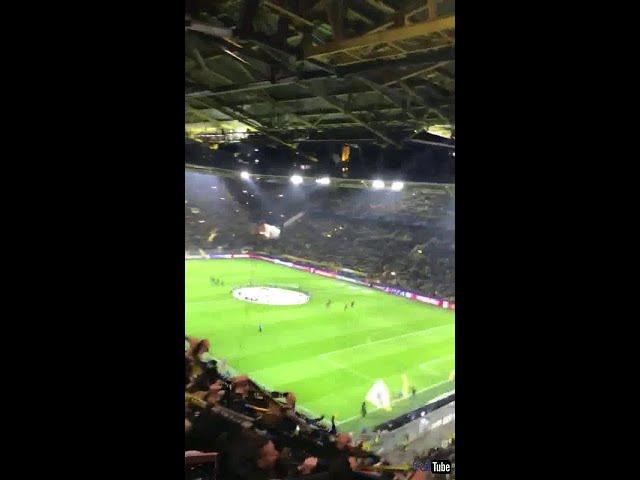 2018-2019 - Dortmund-Club Brugge - YNWA