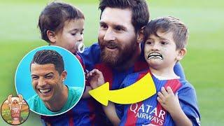 Qui Est Le Meilleur Entre Thiago Messi Et Cristiano Ronaldo Jr ?