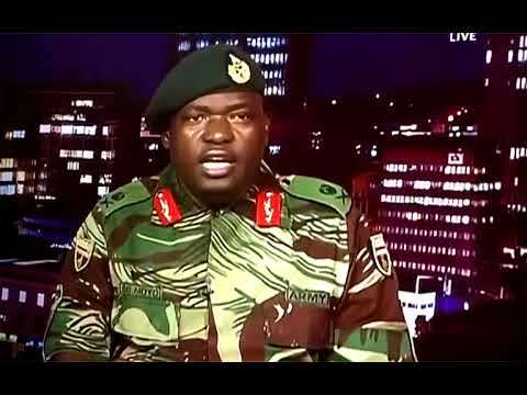 Statement by the Zimbabwe Defence Forces