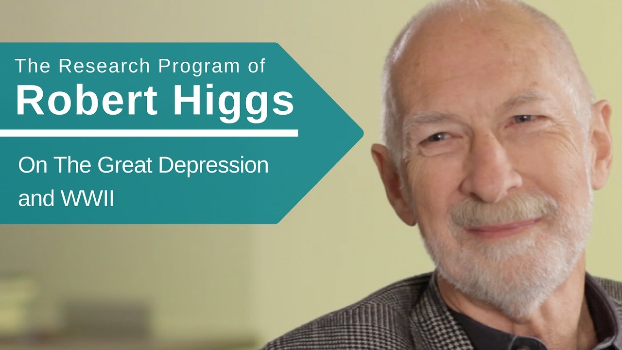 on the great depression and wwii the research program of robert on the great depression and wwii the research program of robert higgs