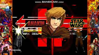 M.U.G.E.N Anakin vs Darth Maul