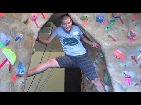 The Dangerous Life of the Climbing Center Student Coordinator
