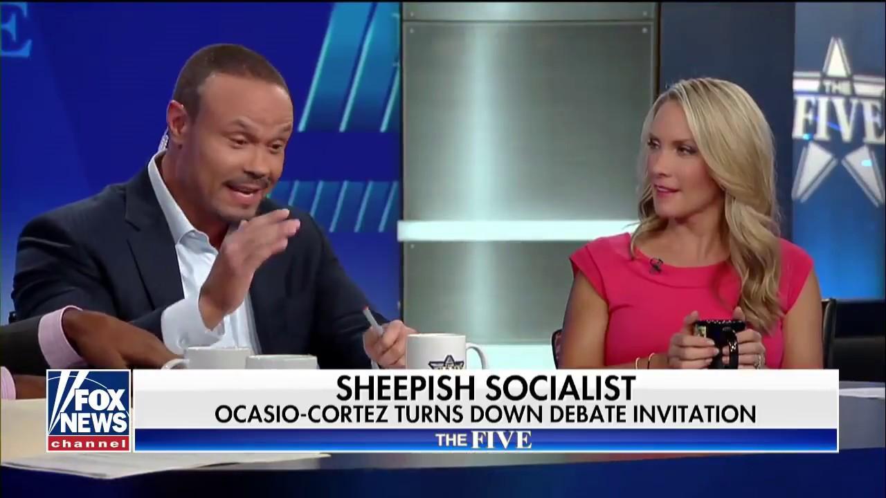 Gutfeld reacts to Shapiro, Ocasio Cortez Twitter feud