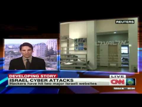 Pro-Palestine Hackers Target Israel Websites