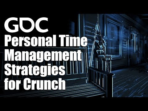 Time IS on Your Side: Personal Time Management Strategies for Crunch