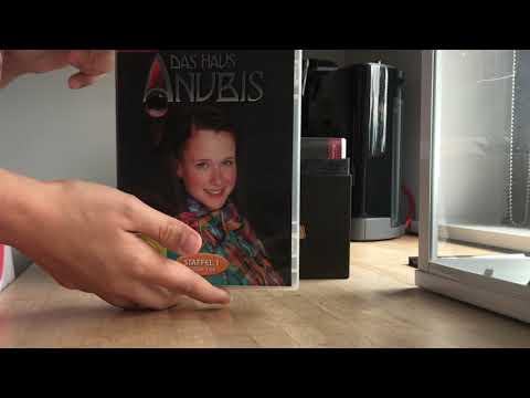 First Unboxing! Das Haus Anubis Season 1 Limited Edition //  Anubis Life99