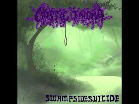 Cryptic Enigma - Swamp Side Suicide [2015 SWAMP/DOOM METAL]