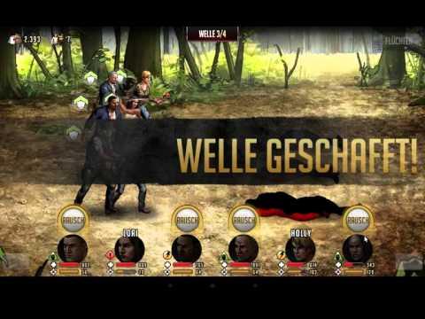 Let´s play The Walking Dead Road to Survival #036 Alexandria Akt 2.4-5[Deutsche Version]