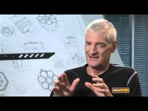 Designers and Practioners (KS3, 4 & 5) - 'James Dyson - Designing New Products'