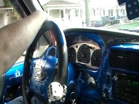 2000 Ford Ranger XLT Custom Interior - YouTube