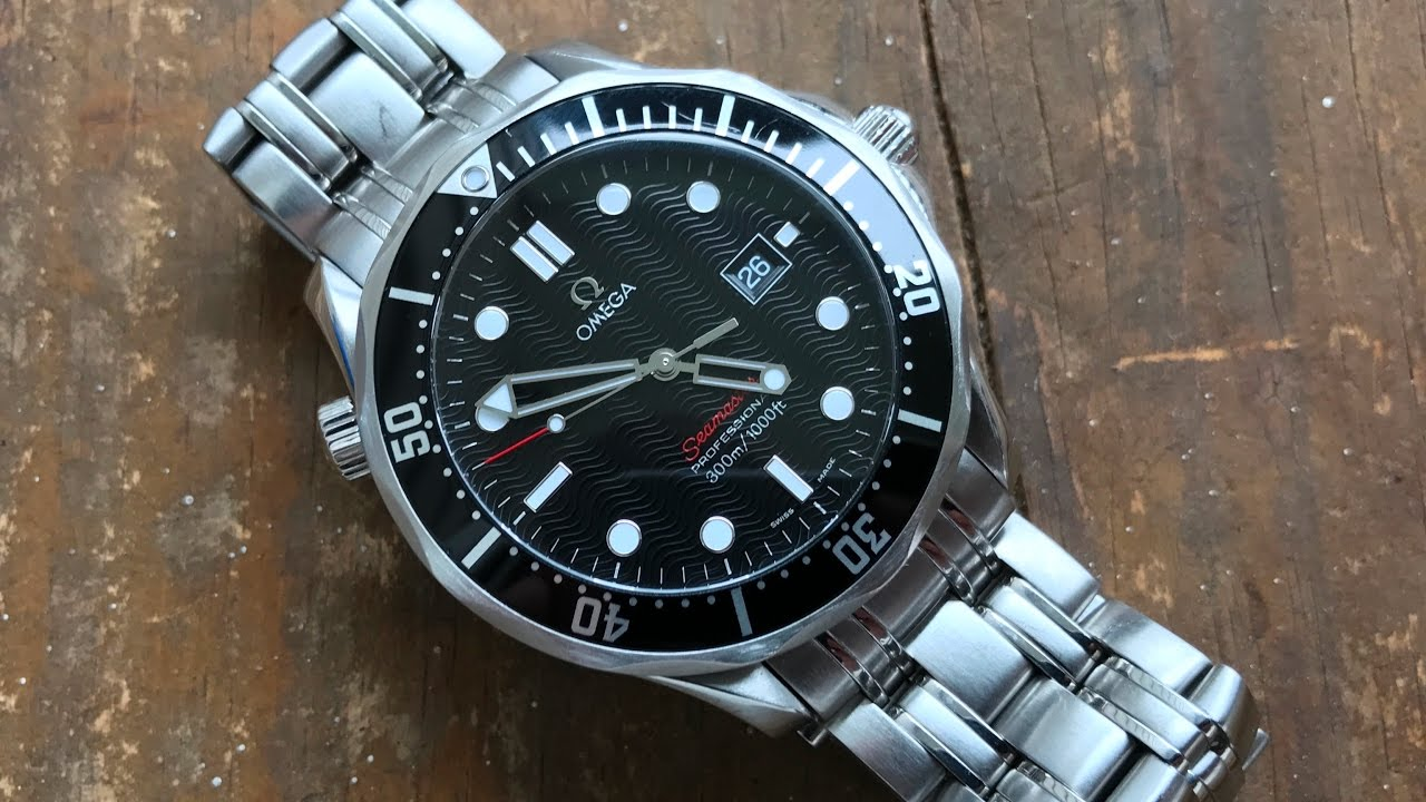 c434817a6191 The Omega Seamaster 300 Professional Wristwatch  The Full Nick Shabazz  Review