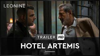 HOTEL ARTEMIS | Trailer | HD | Offiziell | Kinostart: 26. Juli 2018