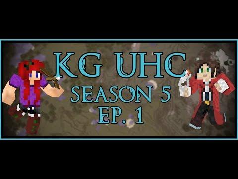 Kreative Gamers UHC S5 | Team Rogue Alchemist! | Ep #1 | Minecraft 1.11