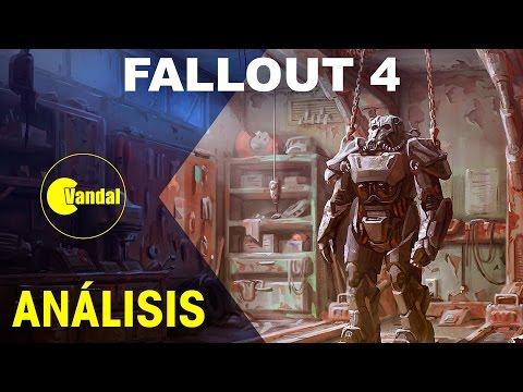 Fallout 4 - Videoanálisis