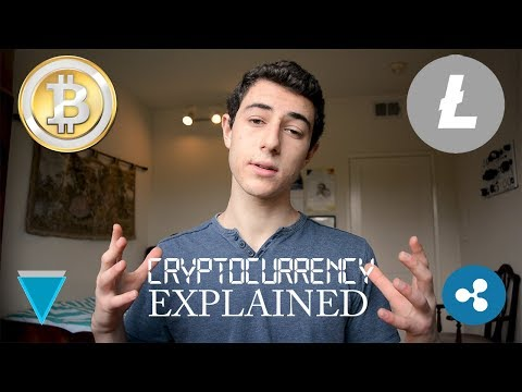 Cryptocurrency for dummies video
