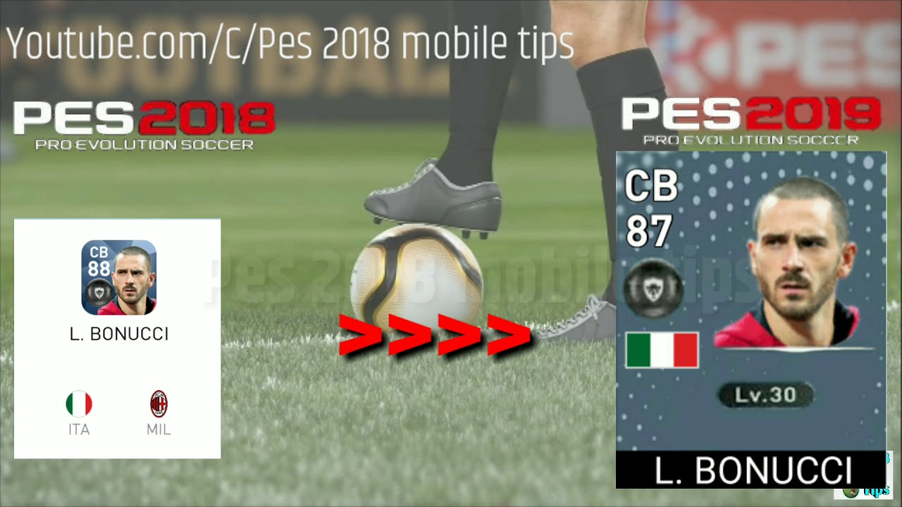 Pes 2019 Mobile | Top 10 Best Defenders Rating Prediction  Pes 2019 Mobile  Tips 02:51 HD