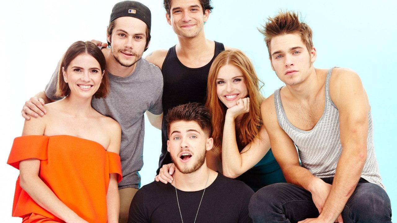 актёры из сериала волчонок фото