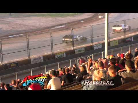 Seymour Speedway - IMCA Modified Feature - June 8, 2014