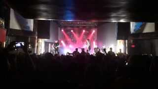 blessthefall you wear a crown but youre no king live