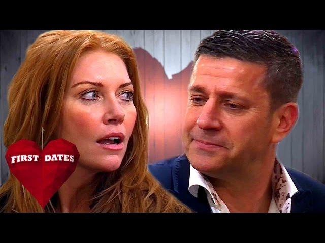 That Awkward Moment When You Get Matched With Your EX! | First Dates