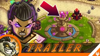 KINGDOM RUSH VENGEANCE Official TRAILER-Analysis