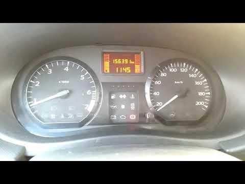 Как определить пробег двигателя Рено 1,6 по косвенным признакам!