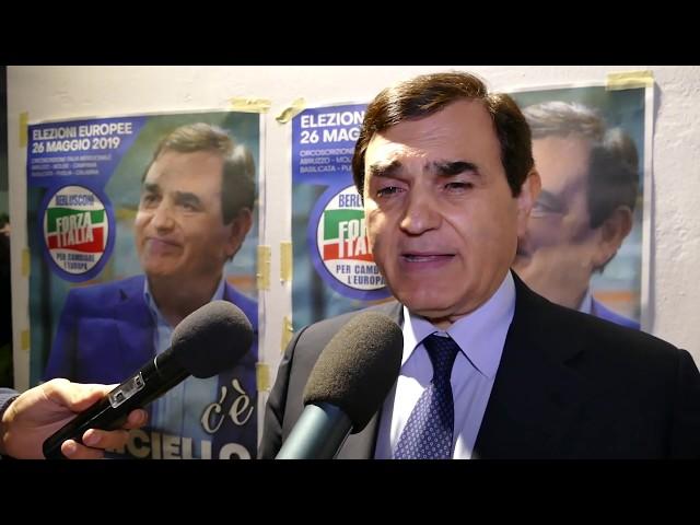 ELEZIONI EUROPEE: Intervista ad Aldo Patriciello (FI)