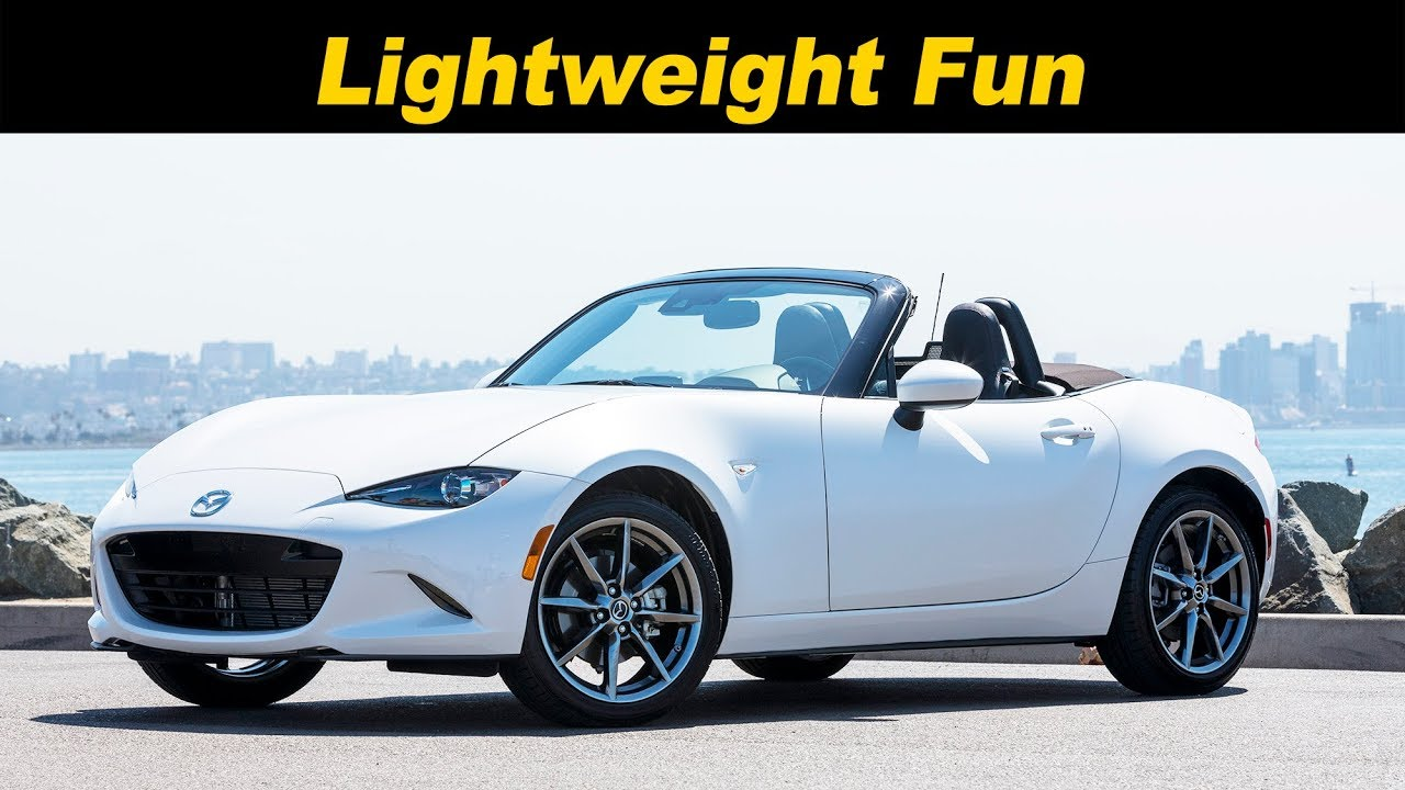 2019 2020 Mazda Mx 5 The Practical Roadster