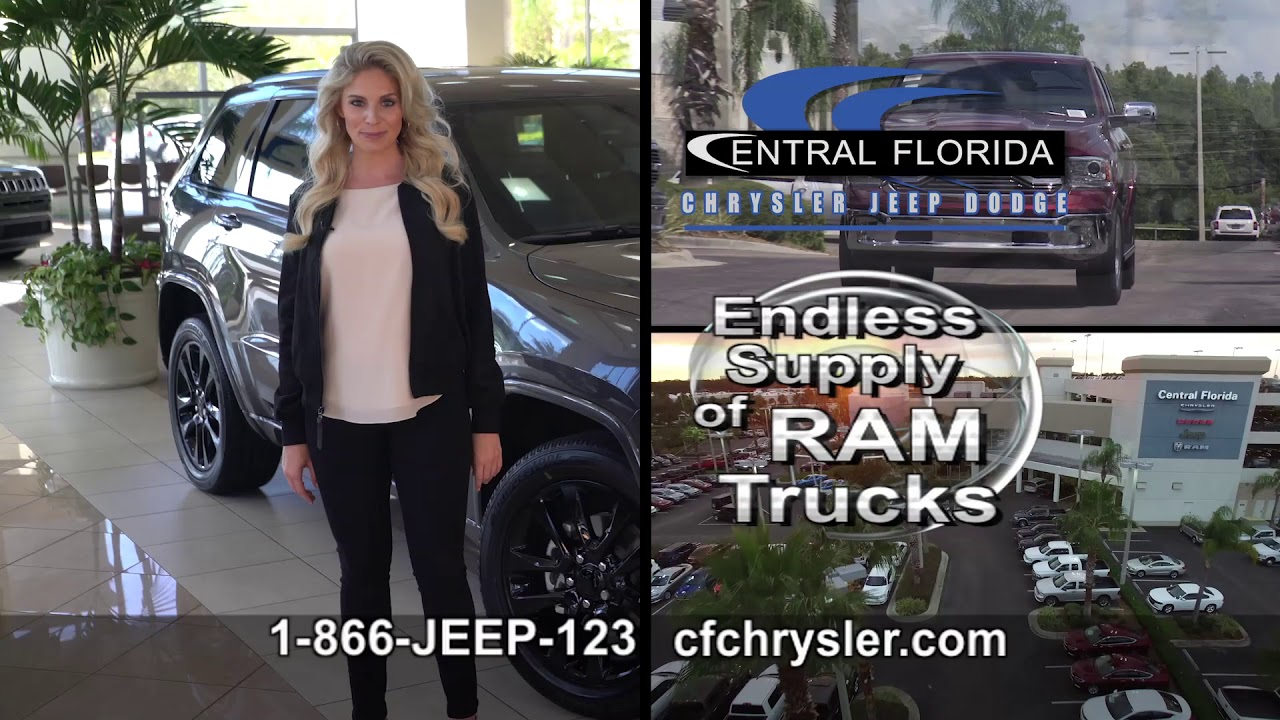Central Florida Chrysler Jeep Dodge   YouTube